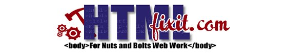 HTMLfixIT home